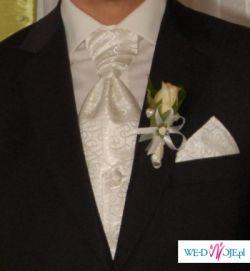 Kamizelka Sunset suits idealna do sukien w kolorze Ivory+musznik+ butonierka