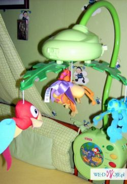 karuzela fisher price RAINFOREST