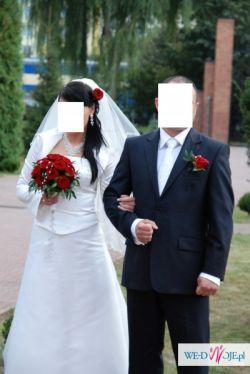 Klasyczna sukania ślubna 'Pronuptia Paris'