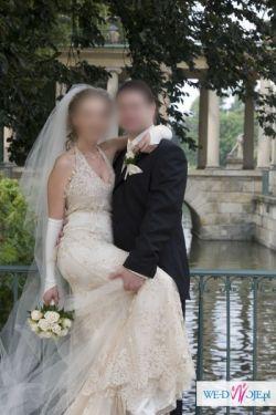 Koronkowa sukienka Cymbeline Agadir