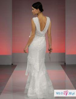 Koronkowa sukienka ślubna Cymbeline Fatima