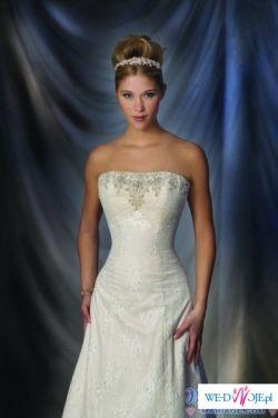 Koronkowa suknia Cosmobella