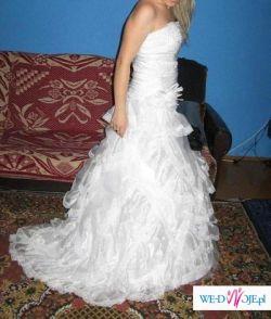 ----------Koronkowa suknia slubna--------
