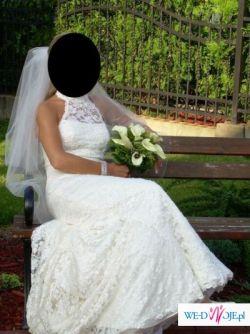 Koronkowa suknia Ślubna- Glace (La Sposa)