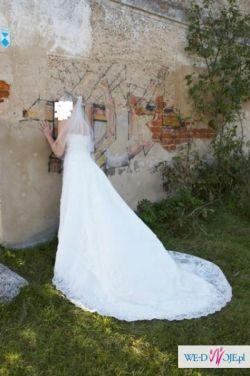 Koronkowa Suknia ślubna |Madonna