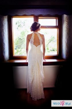 Koronkowa suknia ślubna, salon Madonna (Gala, model Zetti)