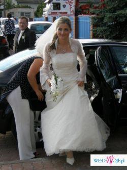Koronkowa suknia ślubna z Classą(2008)