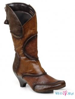 Kozaki damskie MUSTANG shoes 25C-060