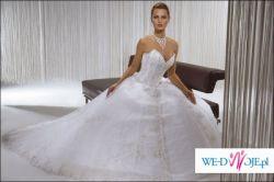 Królewska suknia ślubna DEMETRIOS 933