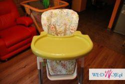 Krzesełko do karmienia COSATTO   OKAZJA