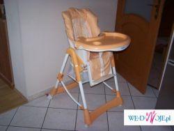 Krzesełko niemowlęce BabyOno