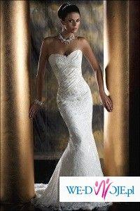 kupię/odkupie  suknie ślubną model Demetrios 4233