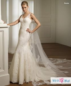 Kupię sukienkę ślubną