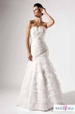 Kupię suknię jak elizabethpassion E-2362T lub Moonlight/ J6190 Biel 36
