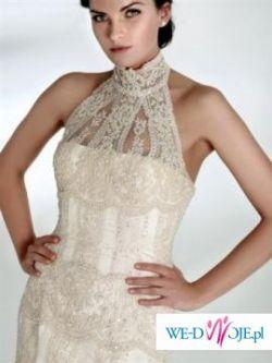 Kupię suknie rozmiar 38/40: San Patrick Pinal lub podobny fason