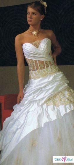 kupię suknię ślubną Duber 925