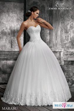 Kupię suknię ślubną Emmi Mariage model MARABU