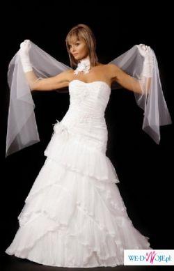 Kupie suknie ślubna firmy Isabel