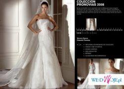 kupie suknie slubna model dakota2008 pronovias