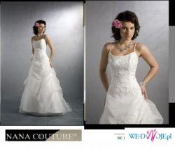 Kupie suknie ślubna nana couture NC 1453