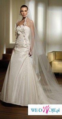 Kupię suknię ślubną San Patrick Playa