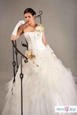 Kupię suknie z salonu la belle