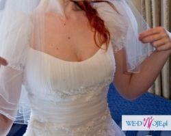 LA SPOSA FAISAN suknia ślubna rozmiar 38 WARSZAWA