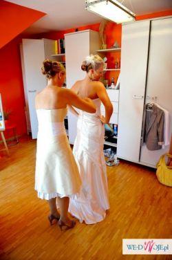La sposa FANAL rozmiar 38 + dodatki