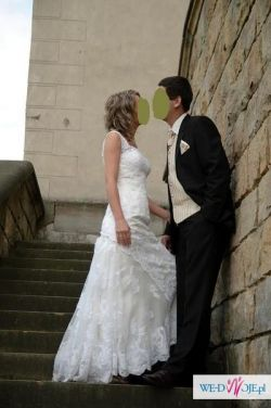 La sposa -koronkowa