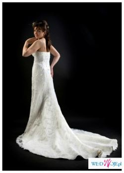 La Sposa Maglolia-ekskluzywna suknia hiszpańska