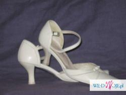 Ładne i wygodne buty ślubne