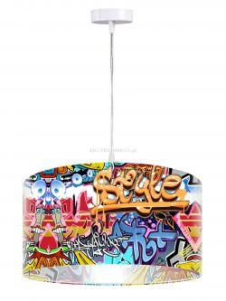 Lampa wisząca Graffiti - ekotechnik24.pl