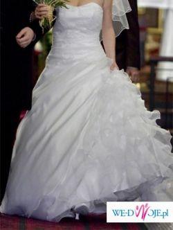 Lekka suknia Cosmobella