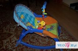 leżaczek-bujaczek-krzesełko FISHER PRICE
