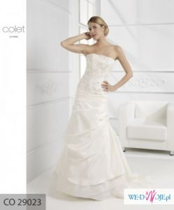 LILEA Włoska Suknia Ślubna