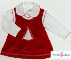 Limitowana seria ubranek niemowlęcych na Święta