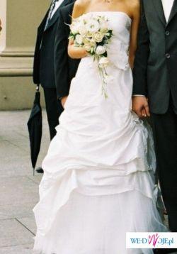 Linea Raffaelli suknia rozmiar 34/36
