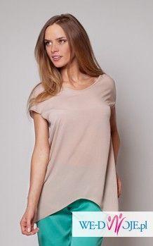 Luźna bluzka/tunika S-XL różne kolory