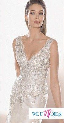 MADONNA - piękna suknia