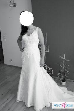 Madonna- suknia ślubna