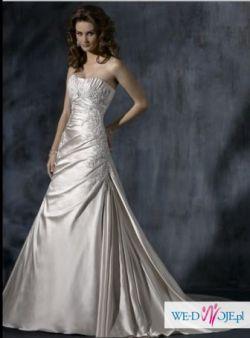 Maggie Sottero ERICKA suknia ślubna z wyobrażnią