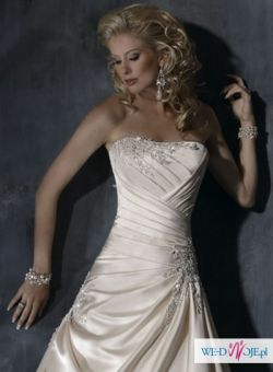 MAGGIE SOTTERO USA - model BRITTNEY