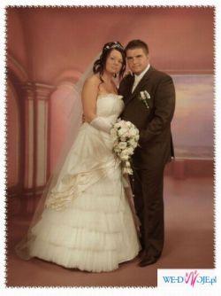 Magiczna suknia ślubna Karina