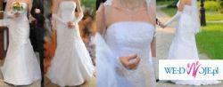 MAJ 2008 Suknia Ślubna Classa