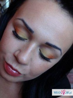 Makijaż ślubny, okolicznościowy