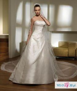 mała suknia San Patrick Premier 34