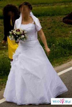 Mała suknia ślubna