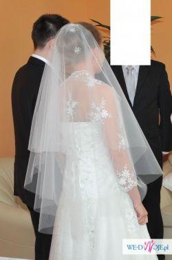 Mam do sprzedania piękną suknię!!!