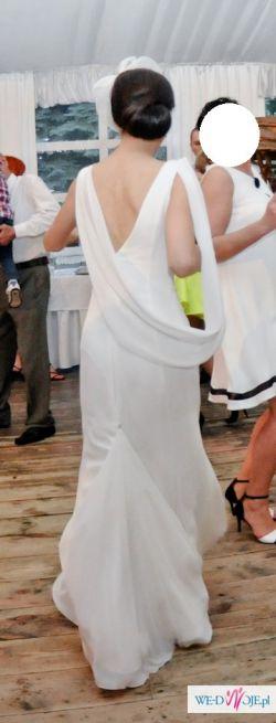 Mam do sprzedania przepiękną suknię ślubną!!!