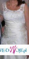 Mam do sprzedania prześliczną suknie ślubna